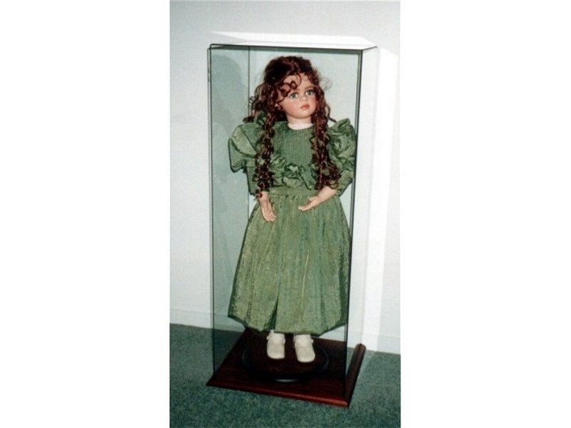 Doll in green